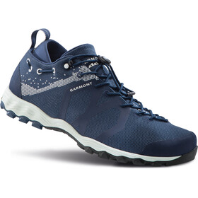 Garmont Agamura Knit Chaussures Homme, blue/white